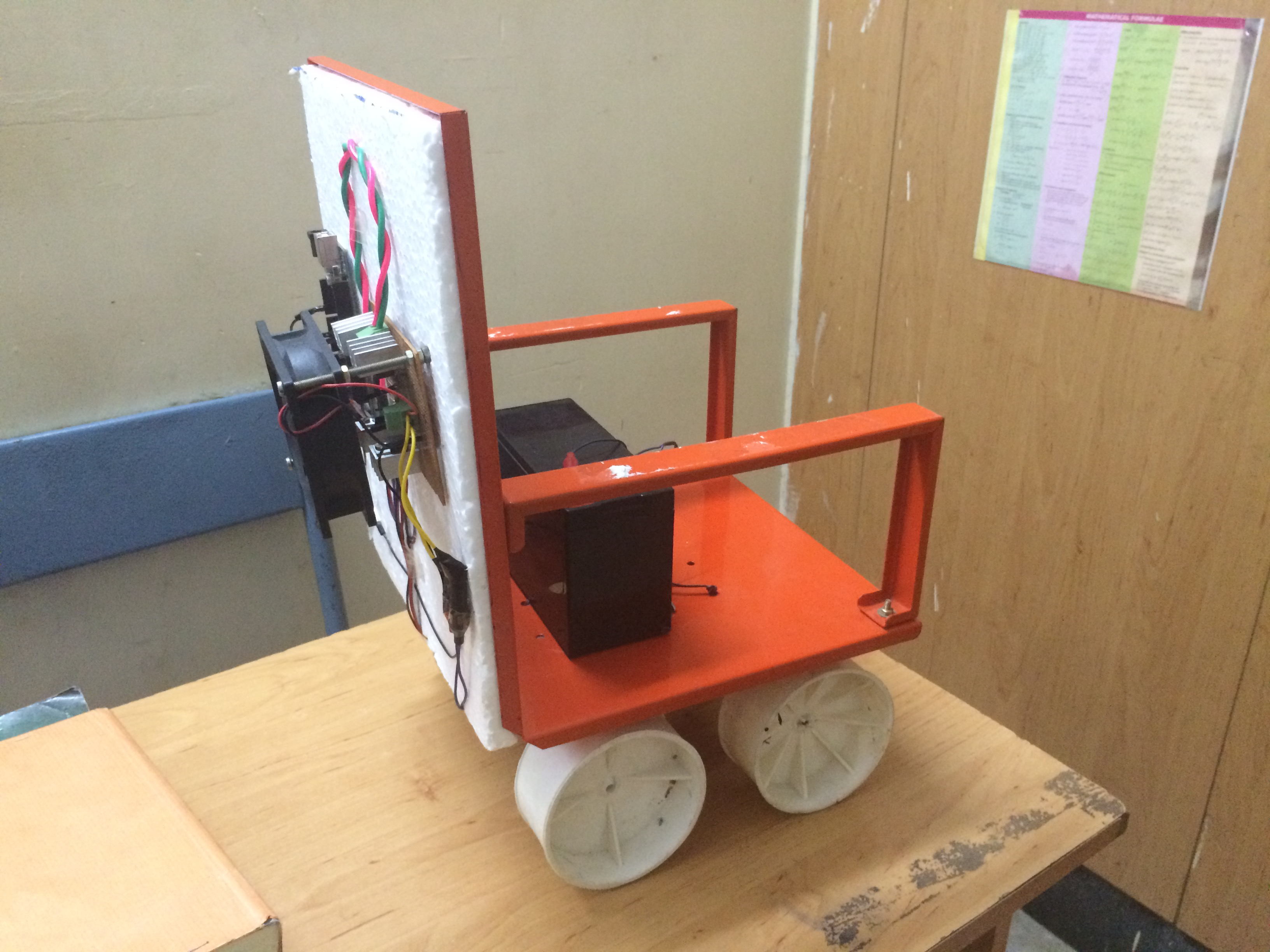 Brain controlled wheel chair – Version 0 1 – Electronics and Robotics